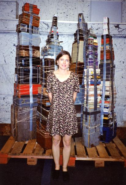 Elizabeth Montague Art Installation 1994